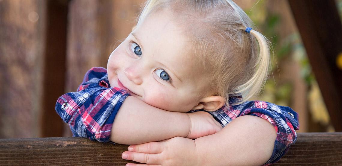 اصول عکاسی از کودک