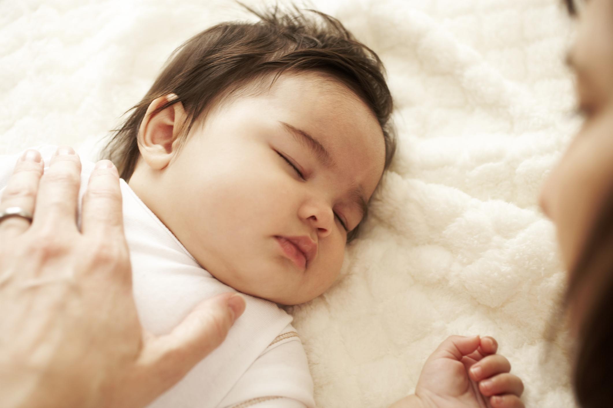 عکاسی از نوزاد در خواب