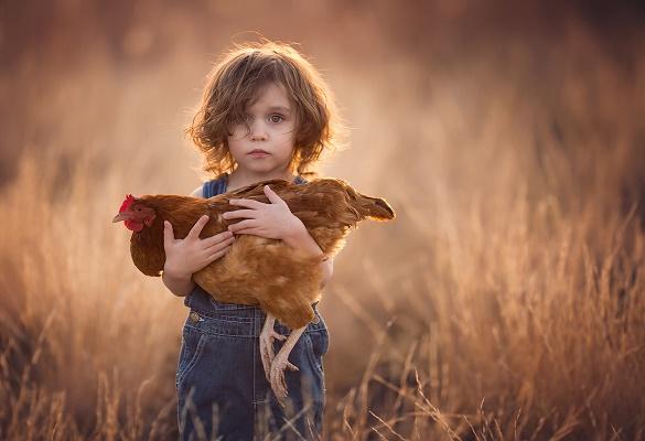 آموزش عکاسی کودک با ژست طبیعی