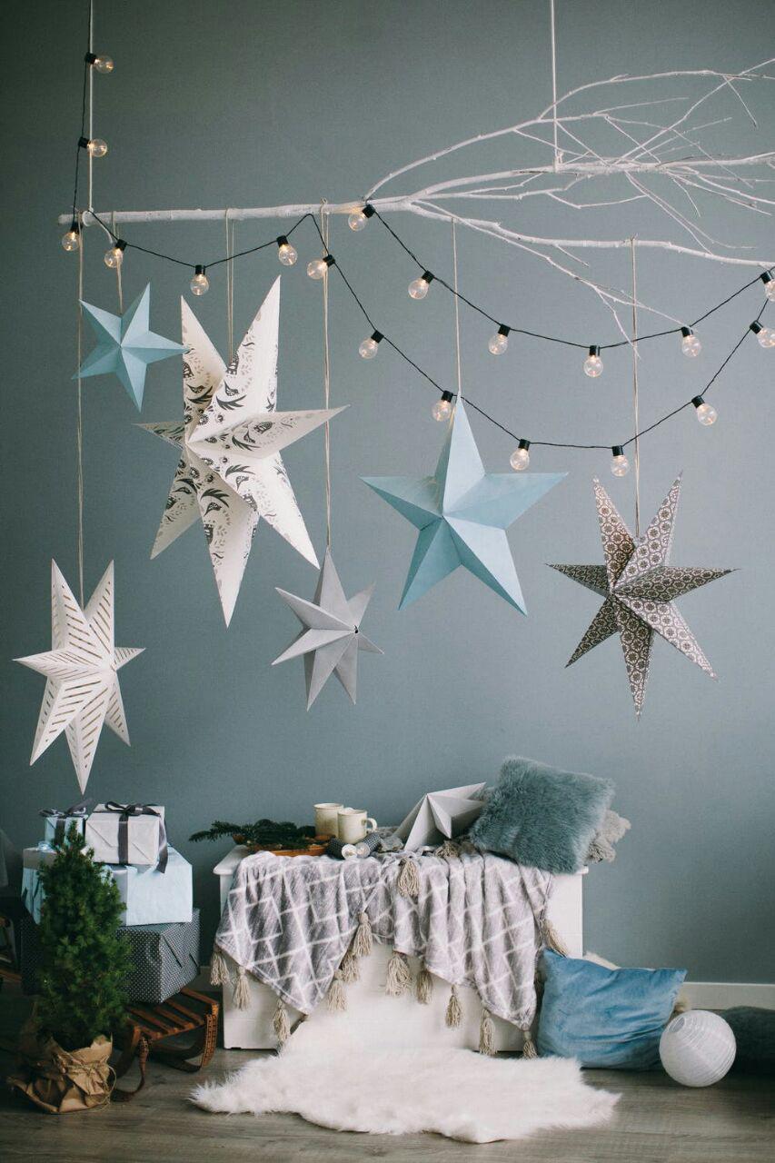 طراحی تم زمستان برای آتلیه عکاسی