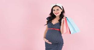 لباس برای آتلیه بارداری