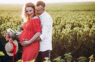 عکاسی بارداری با همسر