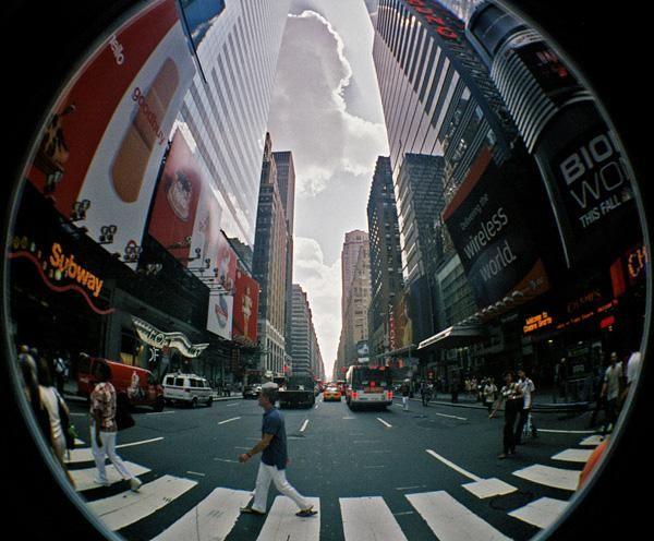 عکاسی با لنز زاویه باز