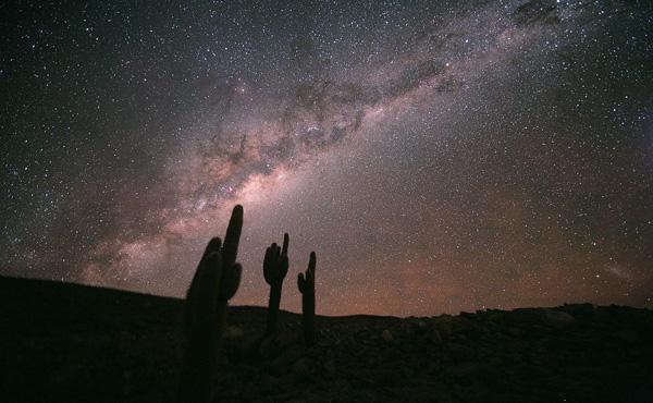عکاسی از کهکشان راه شیری
