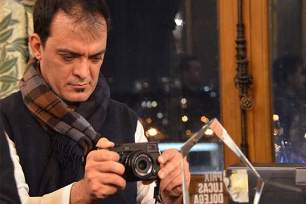 استاد عکاسی ایران
