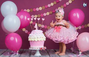 تم جشن تولد کودک
