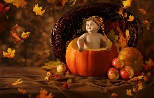 تم هالووین در آتلیه کودک ارزان